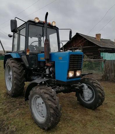 Продам трактор мтз 82.1 в хорошем