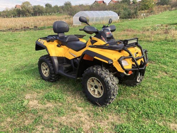 ATV Can am Outlander 800 Max