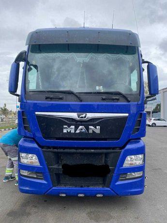 Se vinde ansamblu cap tractor Man TGX  si  semiremorca frigorifica