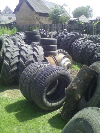 Cauciuc tractor 11,2R46 second