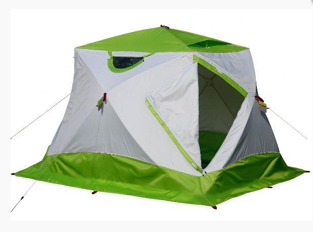 Зимняя палатка Лотос Куб 4 Термо Лонг Компакт (Россия) в г.Нур-Султан