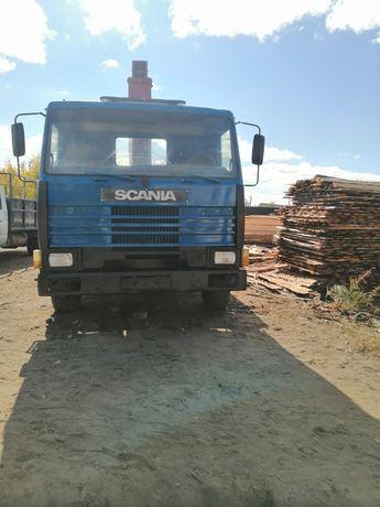 Продам манипулятор Scania