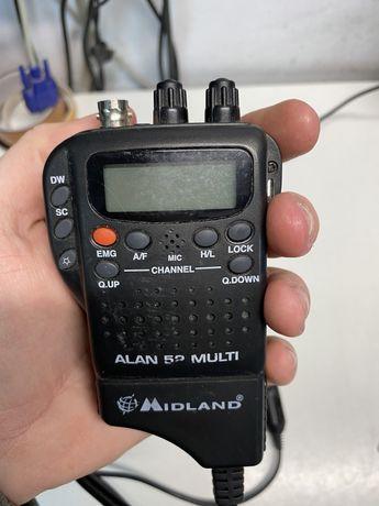 Statie CB Alan 52 Multi