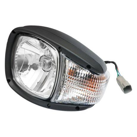Set lampi cu semnalizare dreapta si stanga 12V HR-A-016B