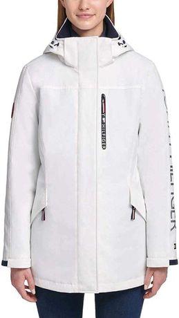 Tommy Hilfiger 3-in-1 дамско зимно якета(2 якета в 1) ОРИГИНАЛНО М