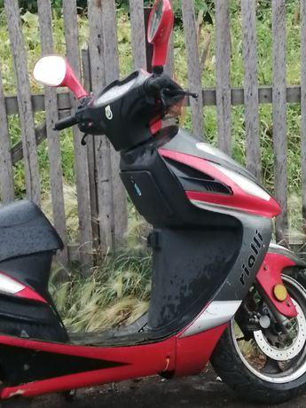 Продам скутер в идеальном состоянии