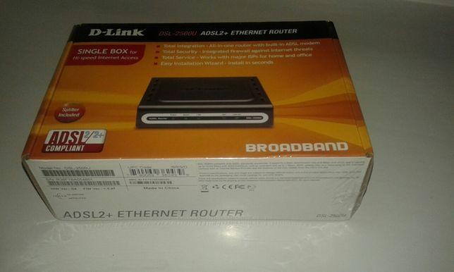 Модем ADSL проводной без wifi