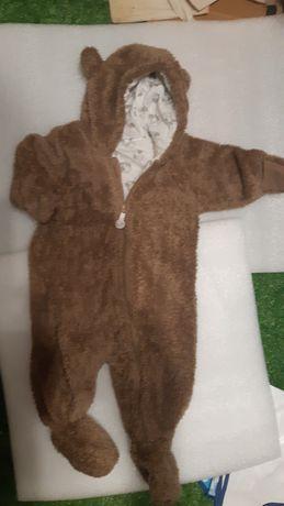 Costumas urs marime 62 2-4 luni