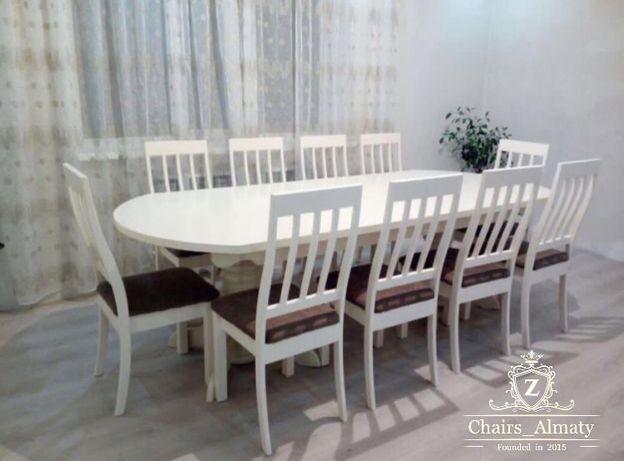 Стол Стулья Круглый Стол Красивый Качественный Мебель Кухня