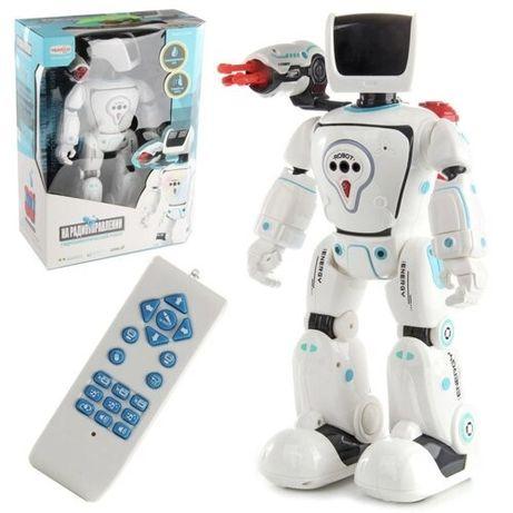 Гидроэлектрический робот