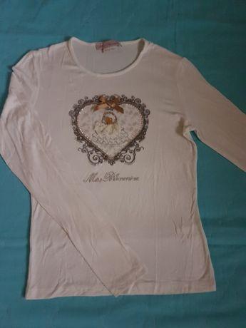 Страхотни оригинални блузки Miss Blumarine и ESCADA за 12 г.момиче
