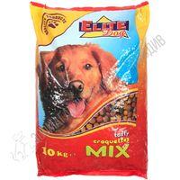 Elite Dog Mix 10кг - Пълноценна храна за Кучета