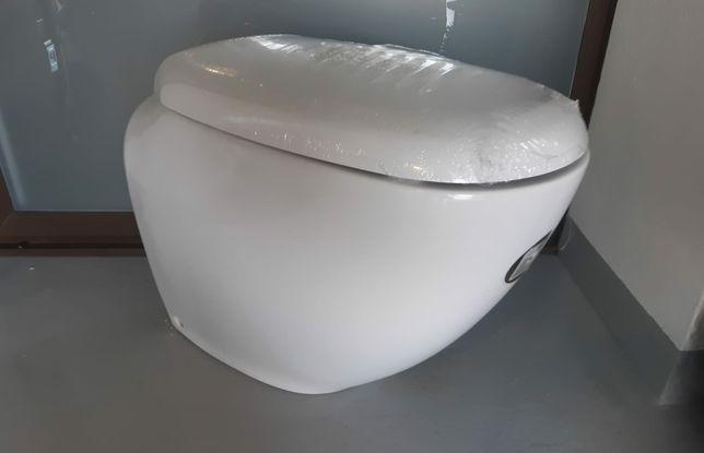 Vand vas toaleata suspendat ptr rezervor ingropat (nou)