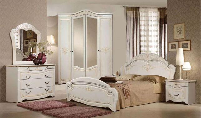 Спальный гарнитур Джамиля мебель со склада