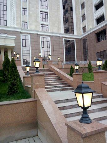 Освещение Алматы