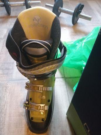 Ски и обувки номер 42 и ски 170см радиус13.5