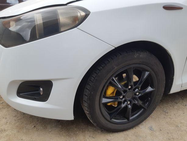 Автомобиль чери а13 в очень хорошем состоянии.
