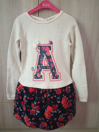 Продам платье для девочки на возраст 5-6 лет