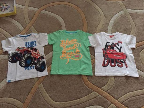 tricouri baieti , C&A, NOI, 116cm