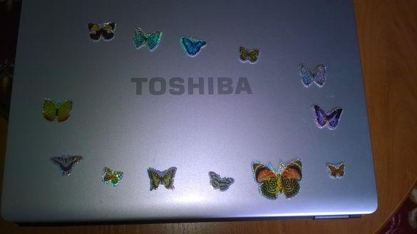 Лаптоп марка TOSHIBA