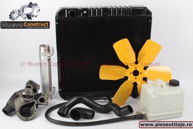 Set racire motor pentru utilajele marca JCB