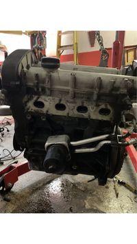 Motor vw golf 4 1.6 16V cod motor AUS 77kw 105 cp an 2001