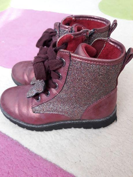 Ботинки демисезоные для девочки!
