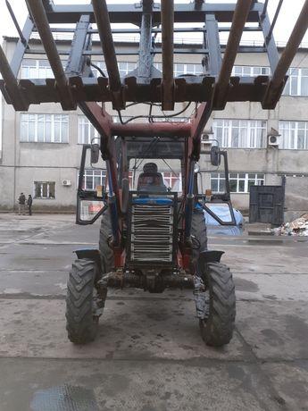 Продам трактор мтз 82.1 в хорошем состоянии вложение не требует ,