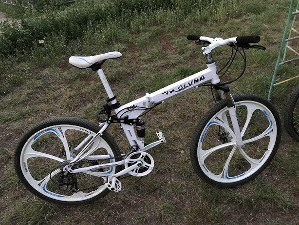 Продам новый велосипед OLVNA