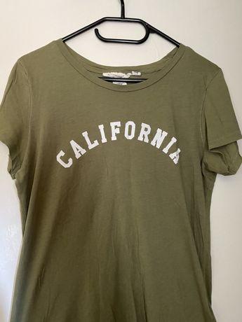 "Tricou S ""California"" H&M"