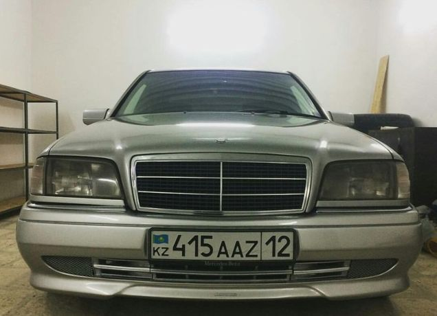 Обвес для Mercedes-Benz W202 amg С36