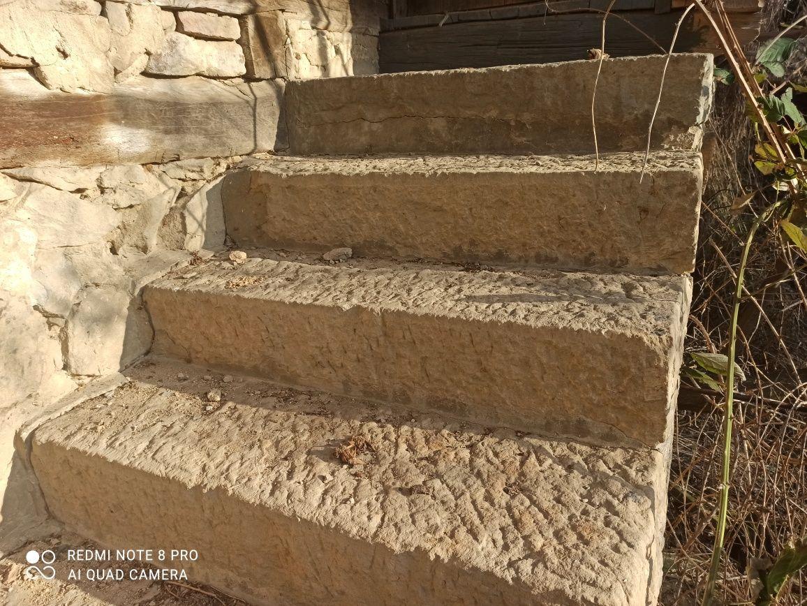Каменни стъпала 8 бр
