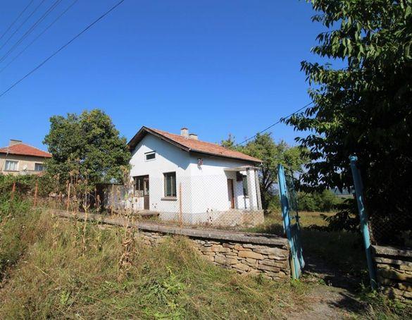 Малка слънчева къща - с.Буря