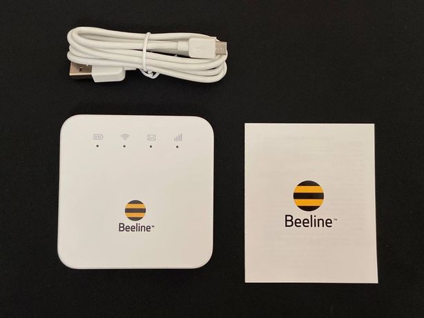 Новый модем Wi-Fi BEELINE билайн вайфай роутер!