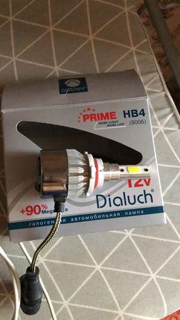 Led лампы HB4 2шт