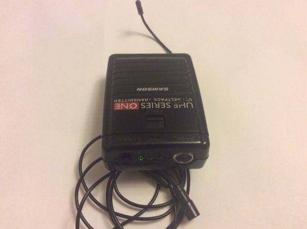 Emitator portabil Samson model UT1L uhe series ut1 beltpack