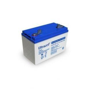 acumulator cu gel 12v 100ah ultracell pt centrale termice/panou solar