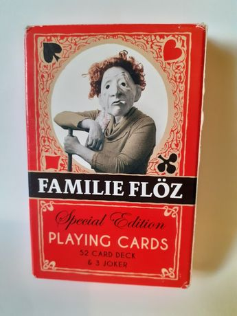 Set de Carti Familie Floz