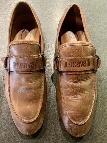 Just Cavalli оригинални обувки ест. кожа