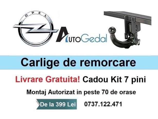 Carlig Remorcare Opel Movano 1998-2010 - Montaj - Livrare Gratuita