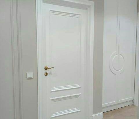 Установка межкомнатные двери