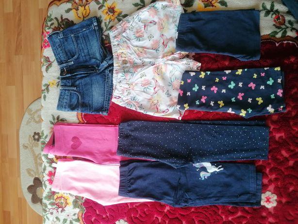 Pantaloni fetite, marimea 104