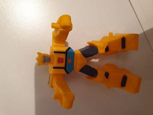 Robot jucarii copii jocuri 15 lei transformers happy meal mc donald
