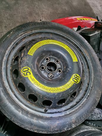 Патерица 18 5х100 резервна гума