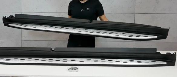 Странични степенки X166 GL GLS Mercedes странични прагове Мерцедес