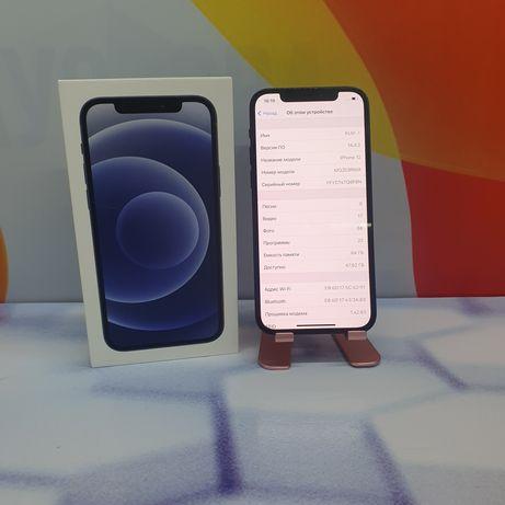 Телефон - IPhone 12 на 64гб в идеальном состоянии Магазин Макс