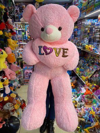 Urs de plus roz love