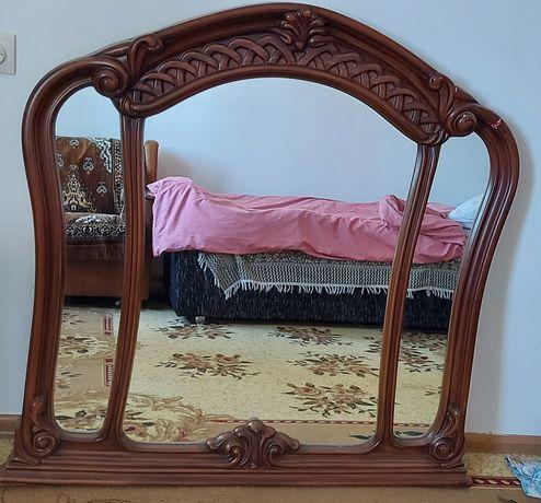 Продам зеркало для камода за 4000 тг, есть торг