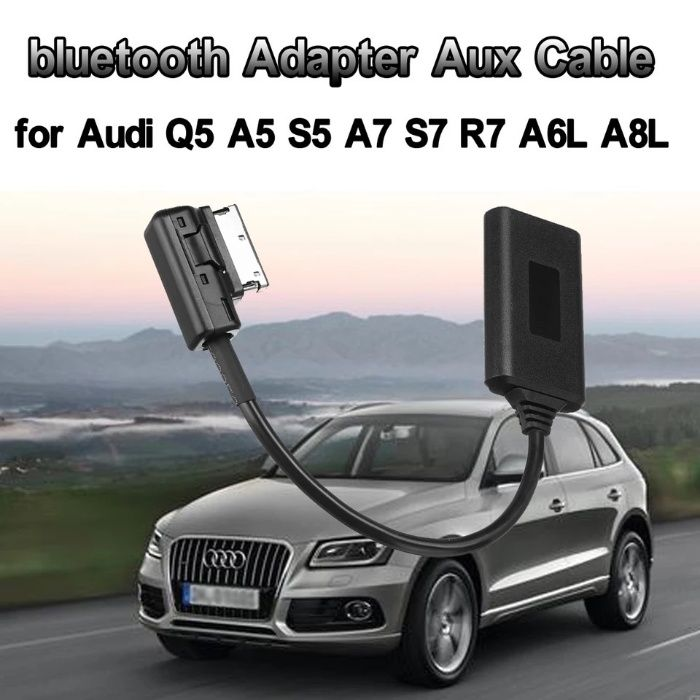 Cablu adaptor bluetooth 5.0 pentru Audi AMI MMI 3G - model SL 101