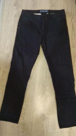 Мъжки тъмно син панталон
